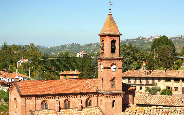 Chiesa di Serralunga d'Alba