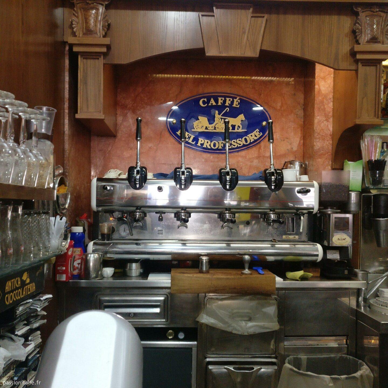 Caffè del Professore a Napoli